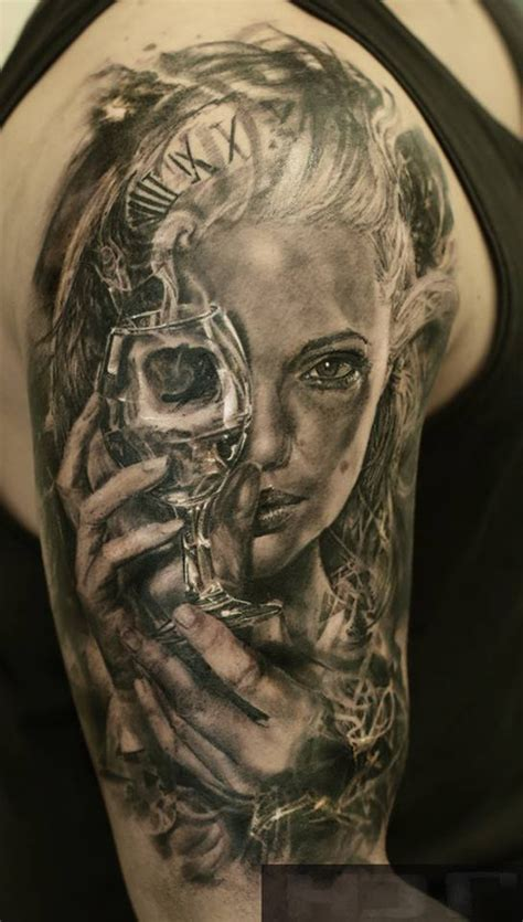 photorealistic tattoo iwan yug s photorealistic tattoos ego alterego