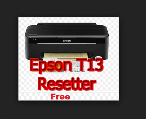 resetter t13 free download resetter epson stylus t13 resetter download free drivers