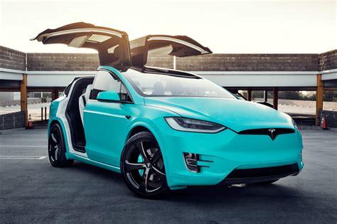 2016 tesla model x suv 4 door electric car malibu mart