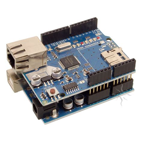 Ethernet Shield Arduino Arduino Ethernet Shield