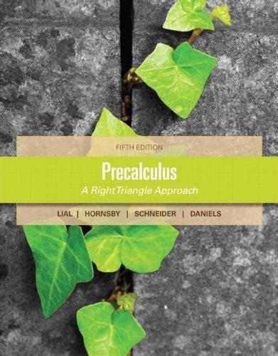 precalculus books 9780321783806 precalculus abebooks margaret l lial