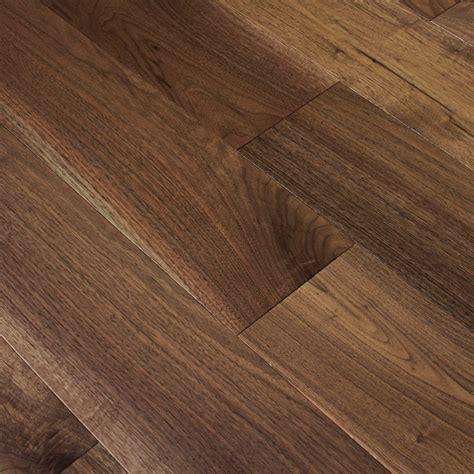 solid 18mm american black walnut flooring available at