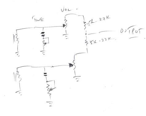 emg wiring diagram tone controls emg get free image