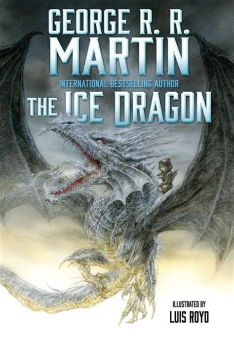 the ice dragon the ice dragon george r r martin