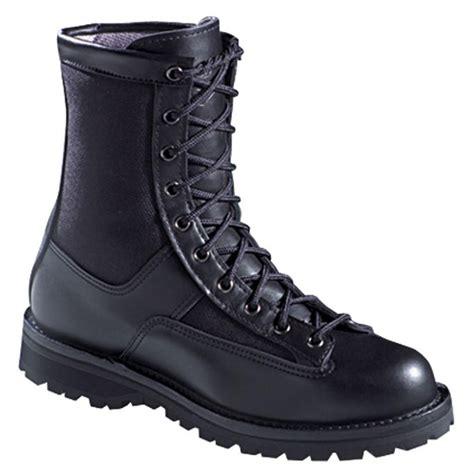 mens black tactical boots s danner 174 elite series acadia 8 quot boots black 87512