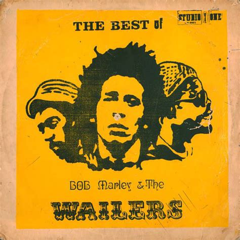 Cd The Wailers The Best Of Bob Marley Band bob marley the wailers the best of bob marley the