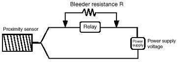 bleeder resistor purpose bleeder resistance connection