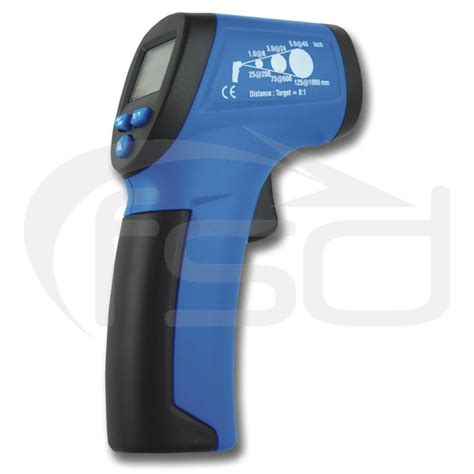 Termometer Visiofocus Mini Thermometer mini infrared thermometer gun thermometer superstore