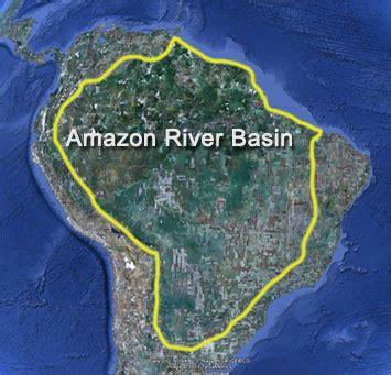 amazon basin opinions on amazon river basin
