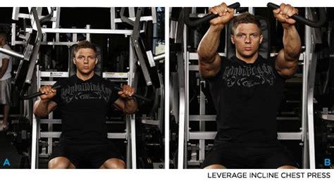 leverage bench press vs bench press bodybuilding s 10 highest chest exercises