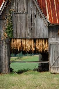 tobbaco barn tobacco barn log home living