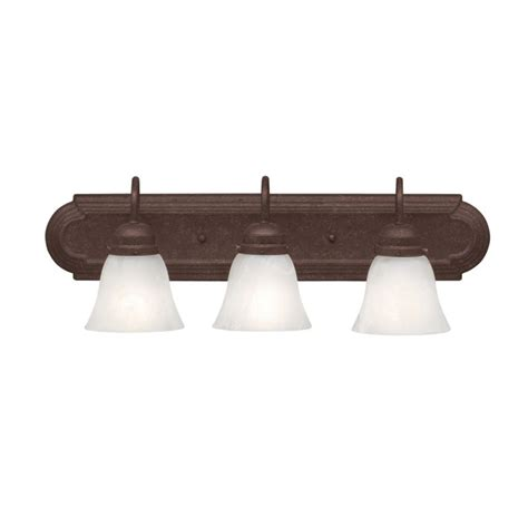 Kichler 5337tz Tannery Bronze 3 Light 24 Quot Wide Vanity Kichler Bathroom Light Fixtures