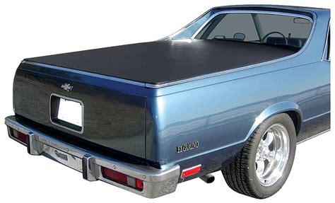 el camino bed cover 1978 87 tonneau cover el camino custom by craftec inc