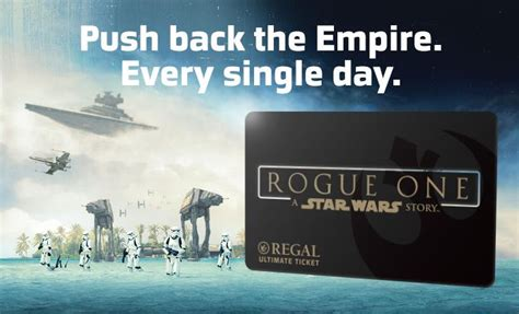 star wars hong kong movie tickets regal entertainment gives out an ultimate rogue one ticket