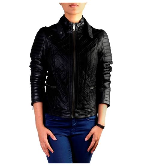 black ashes jacket buy theo ash black leather jackets at best prices