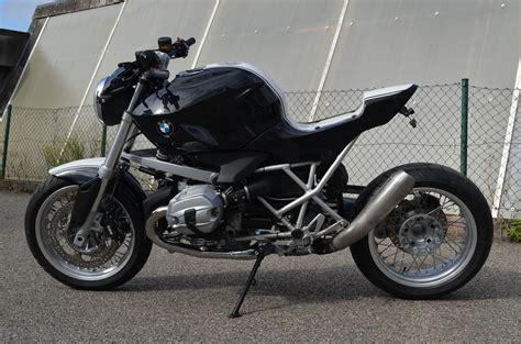 Bmw Motorrad Heilbronn by Umgebautes Motorrad Bmw R 1200 R Von Bmw Motorradcenter
