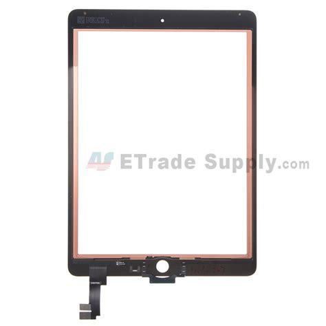 Touchscreen Air 2 apple air 2 digitizer touch screen black etrade supply