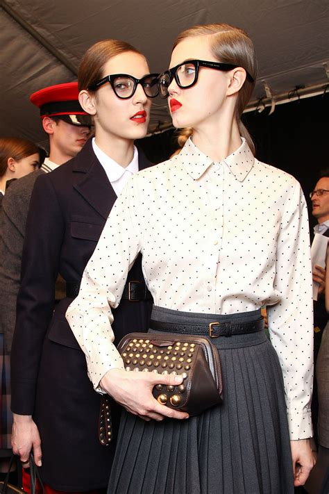 Chic Of The Week Marc By Marc Lego Accessories by Marc By Marc At New York Fashion Week Fall 2012