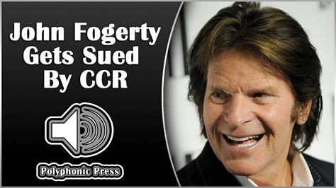 Gets Sued Again by Fogerty Gets Sued By Ccr