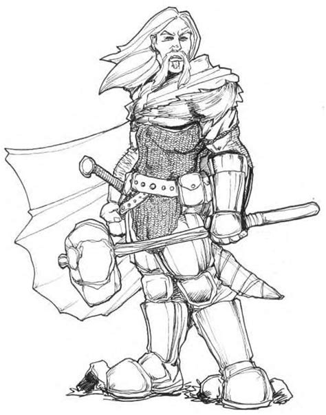 barbarian king coloring pages free coloring pages of barbarian king
