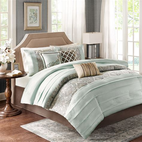 madison park 7 piece comforter set madison park bryant 7 piece comforter set