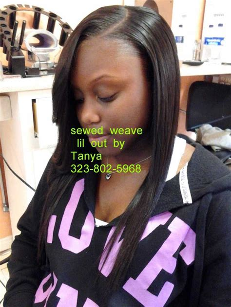 Hairstyles With Tracks Sewed In by Beautiful Track Hairstyles Photos Styles Ideas 2018