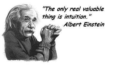 albert einstein biography listening good morning sunday why you should listen to your intuition