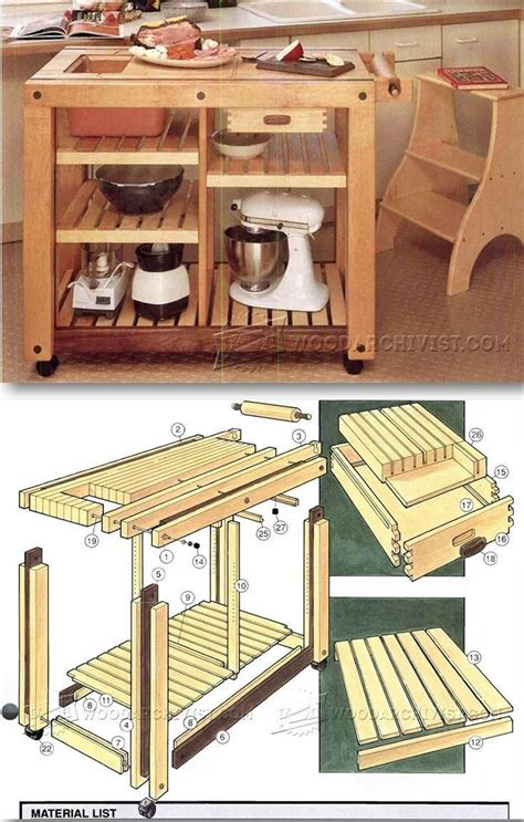 kitchen table woodworking plans best 25 kitchen work tables ideas on desk to
