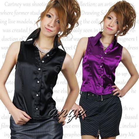Dress Rajut No Iner dress ange rakuten global market satin shirt s shirt blouse suit inner business four