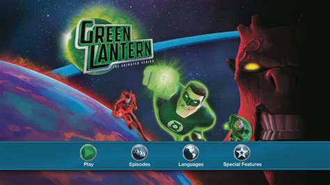 Tas Series 3125 1 tv dvd review green lantern the animated series rise of the lanterns