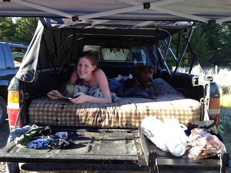 Truck Bed Sleeper Cers by Foam Mattress For Truck Bed S Material For Covers And