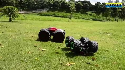 bigfoot 8 monster truck huge tires 1 6 1 8 scale monster truck high integrated