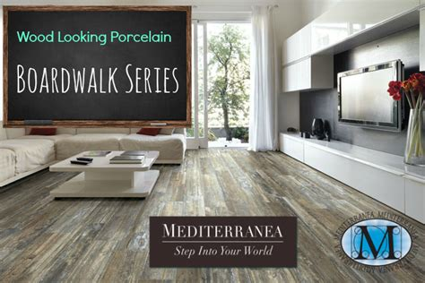 mediterranea boardwalk coney island 6 quot x 24 quot porcelain mediterranea boardwalk wood look porcelain tile