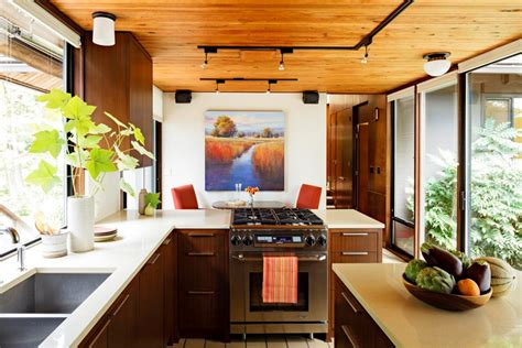 mid century modern kitchen ideas 35 sensational modern midcentury kitchen designs