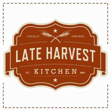 Late Harvest Kitchen late harvest kitchen latekitchen