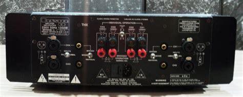 bryston  thx power amp