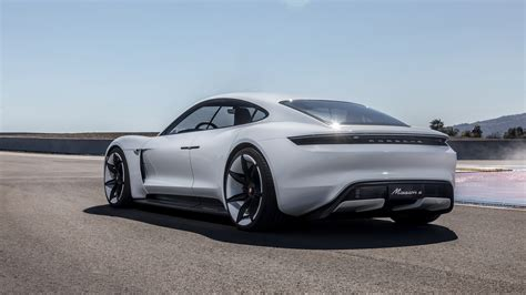 electric porsche supercar wallpaper porsche taycan electric car supercar 2020