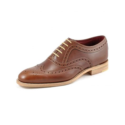 oxford shoes uk loake fearnley brogue oxford shoes loake from gibbs