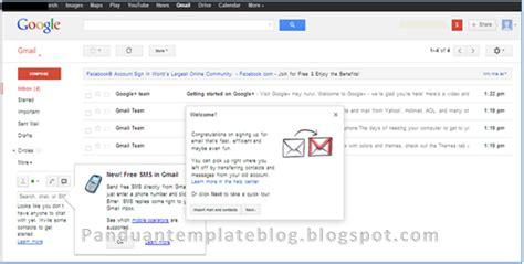membuat email sendiri di google cara membuat email di google blogger tutorial web tips