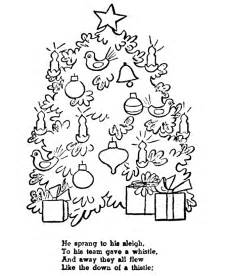 christmas story coloring pages az coloring pages