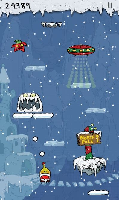 doodle jump not moving not yet in the mood for play s festive