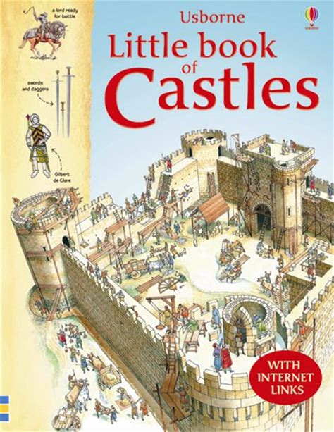 the in the castle a novel books book of castles at usborne books at home
