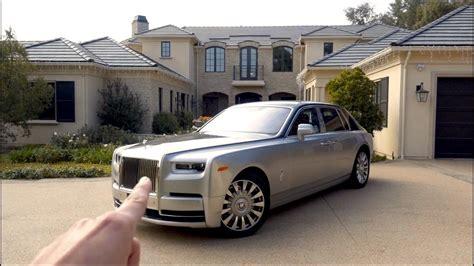 roll royce carro el nuevo rolls royce phantom va a costarme 600 000 usd