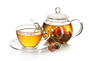 The First Light Bulb Chinese Flower Tea Enjoy It At The Westbridge