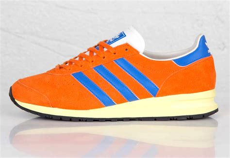 Adidas Marathon Black Orange adidas marathon 85 orange bluebird sole collector