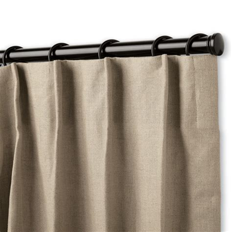 single pleat drapes single pleat drapery