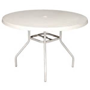 Umbrella Patio Table 95180 Fiberglass Patio Umbrella Table