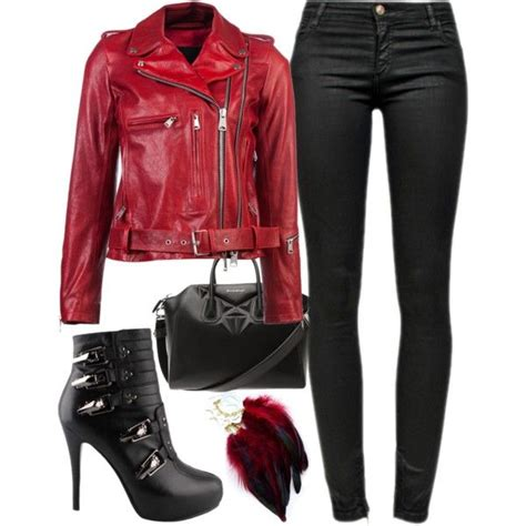 25 Sexy Leather Outfit Ideas for Winter   Styles Weekly
