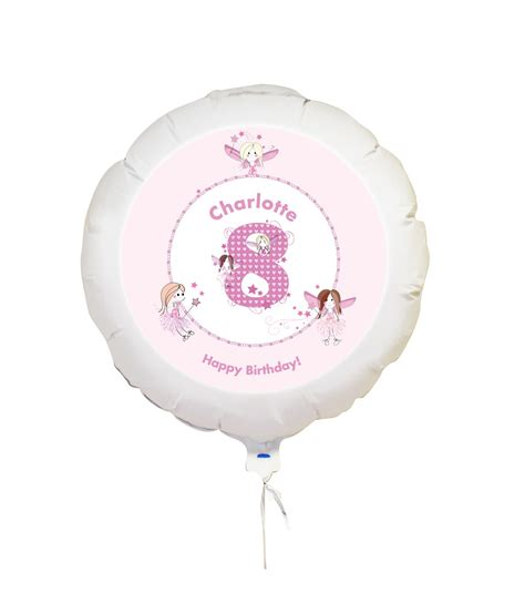 personalised balloon fairy just for gifts