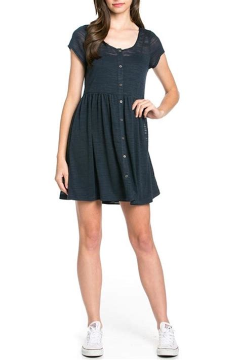 Comfortable Dresses by True Blue Comfortable Navy Dress From Mississippi By True